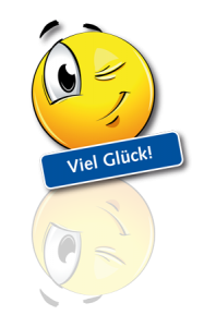 Smiley standard gluck